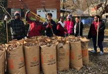 4th Annual Fall Yard Clean-up