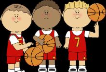 Intramural Basketball  (K-6th Grade)